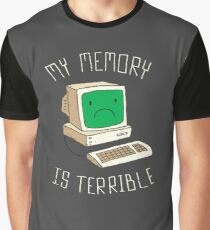 My Memory Is Terrible Graphic T-Shirt