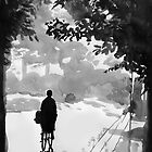 riding in europe by Loui  Jover