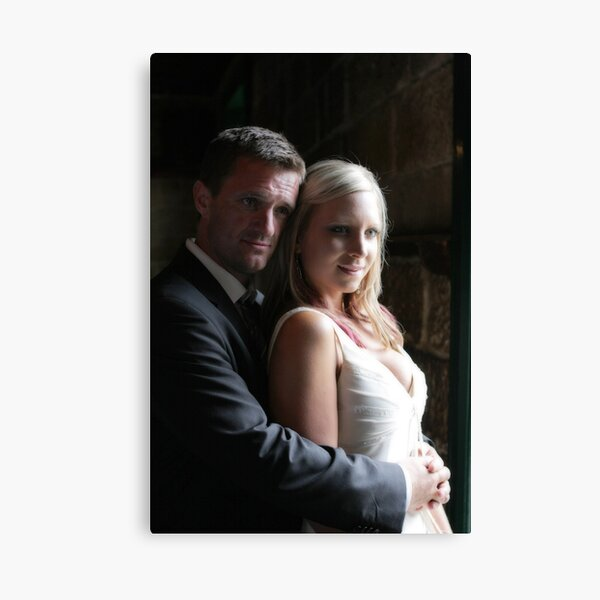Wedding Portfolio Canvas Print