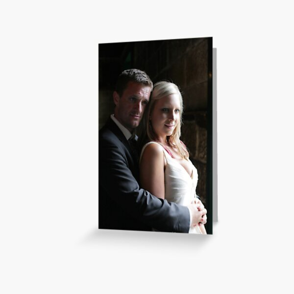 Wedding Portfolio Greeting Card