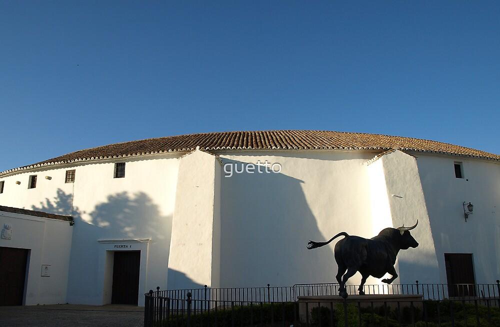Plaza de Toros de Ronda by guetto