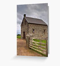 Historic Highfield Site Chapel Greeting Card