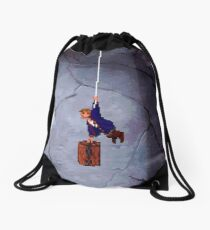 Monkey Island II Drawstring Bag
