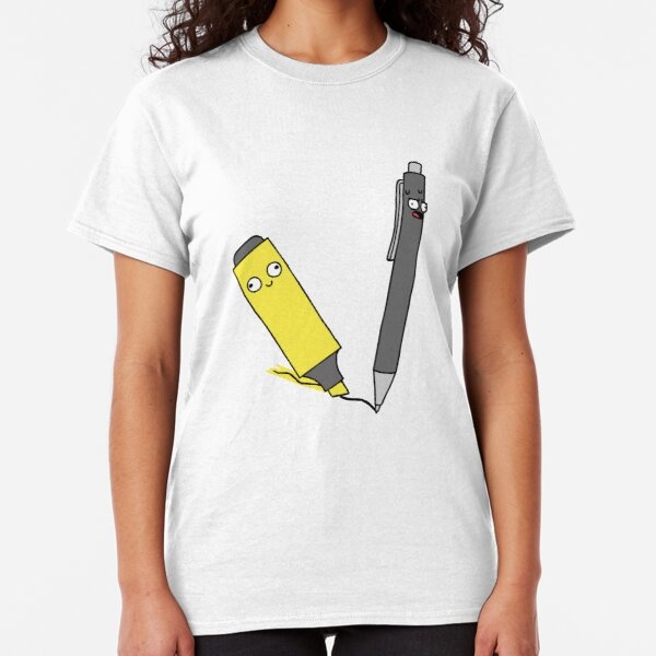 A Marked Pen Classic T-Shirt