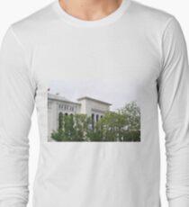 Yankee Stadium Long Sleeve T-Shirt