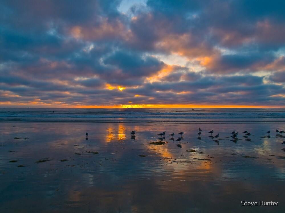 Sunset by Steve Hunter