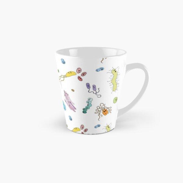 We're With Stupid (Smart Microbes) - For Light Shirts Tall Mug