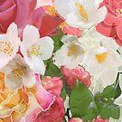 Alhambra Flowers by BigFatArts