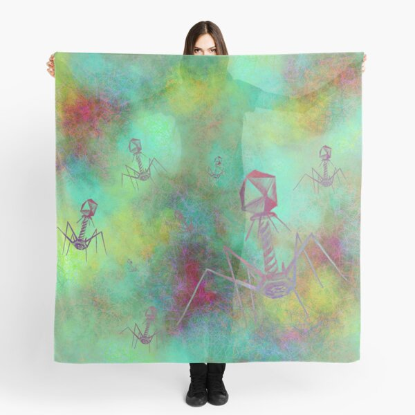 Bacteriophage Invasion  Scarf