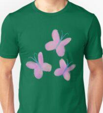 Painted Fluttershy Unisex T-Shirt