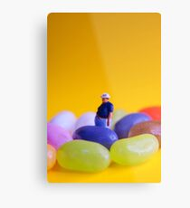 Jelly Belly! Metal Print