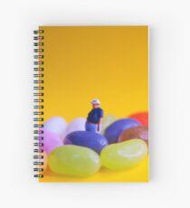 Jelly Belly! Spiral Notebook