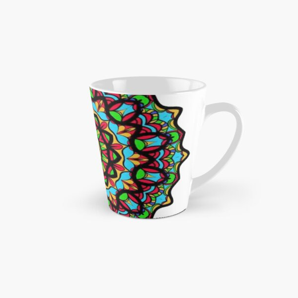 #Sphere, #illustration, #design, #ball, shape, separation, circle, retro style, cartography, physical geography, square Tall Mug