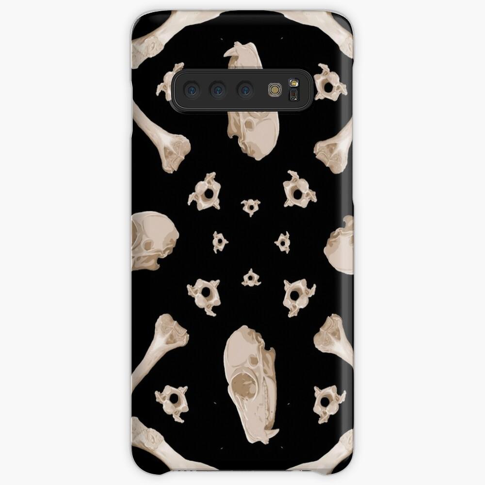 Ruffed Lemur bones Case & Skin for Samsung Galaxy