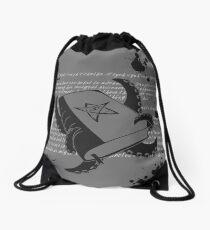 Cthulhu Mythos Drawstring Bag