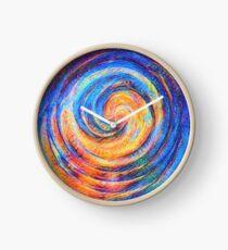Abstraction of vortex wave Clock