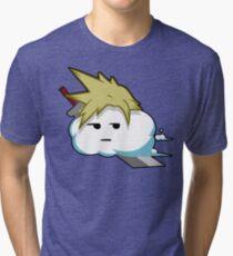 Cloud Puns! Tri-blend T-Shirt