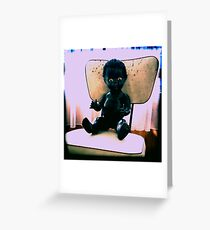 Dolly - a childhood memory Greeting Card