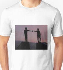 Hands Across The Divide Unisex T-Shirt
