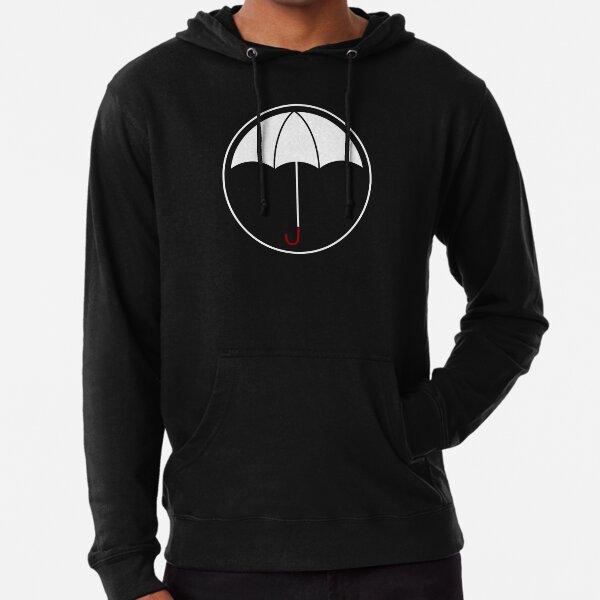 The Umbrella Academy - The Umbrella (Variante Blanca) Sudadera ligera con capucha
