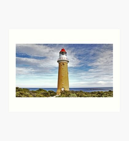 Cape du Couedic Light House Art Print