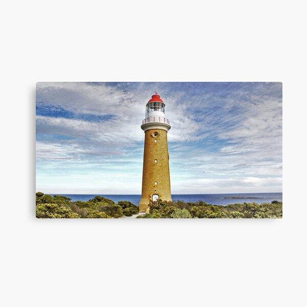 Cape du Couedic Light House Metal Print