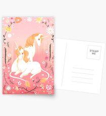 Unicorn Paradise Postcards