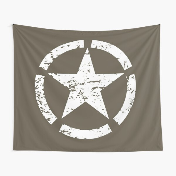 D-DAY Operation Overlord Star  Tapestry