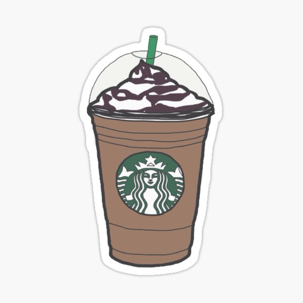 Starbucks Frappuccino Sticker