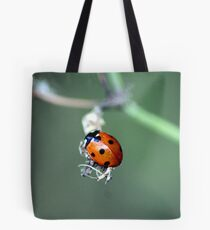 Ladybird (Coccinellidae) Tote Bag