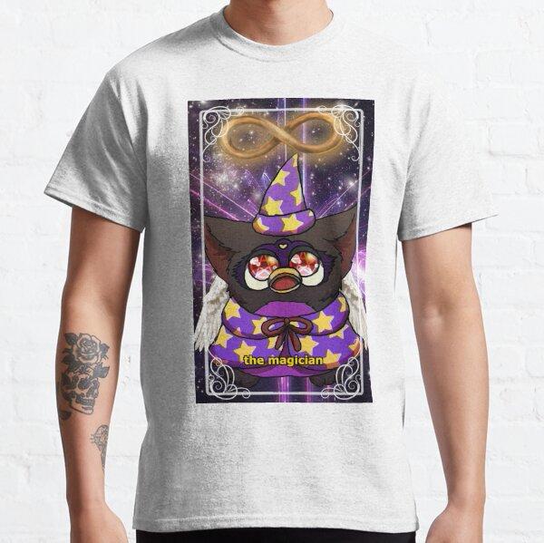The Magician 90s Furby Tarot Card Classic T-Shirt