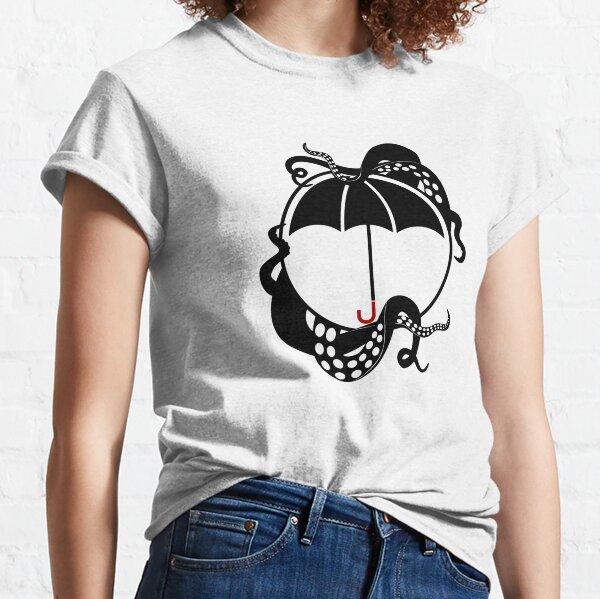 """The Umbrella Academy - Number Six """"Ben"""" (Black Variant) Classic T-Shirt"""