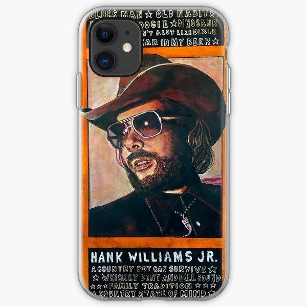 Hank Jr. iPhone Soft Case