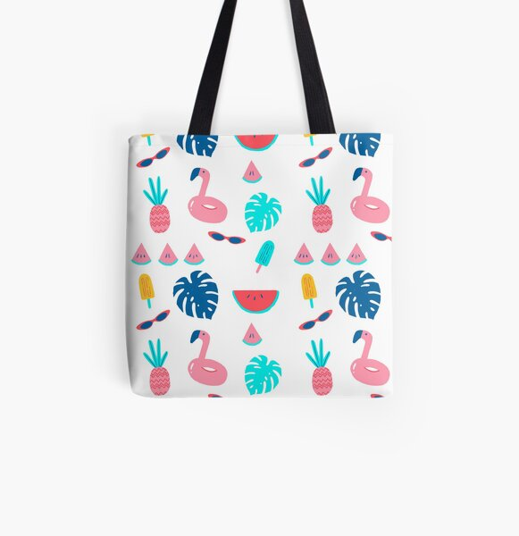 Pool VIP Party All Over Print Tote Bag
