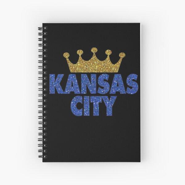 Got Royal Kansas City KC Royals T-Shirt Spiral Notebook