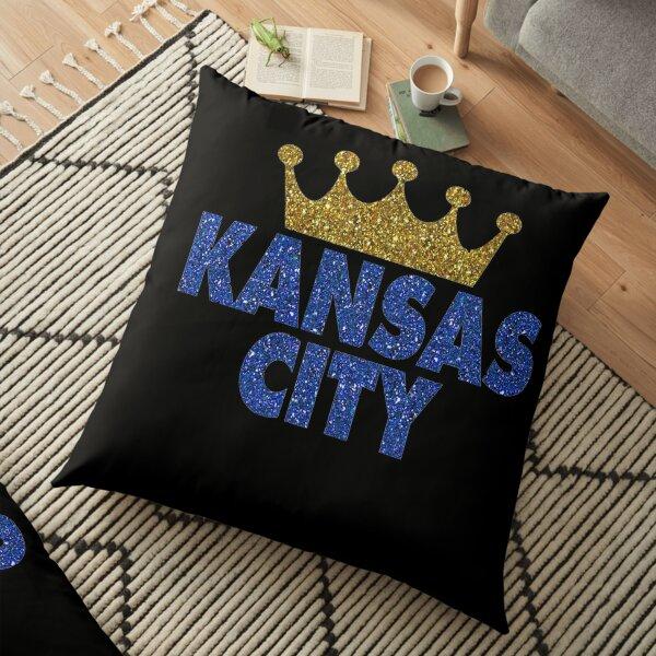 Got Royal Kansas City KC Royals T-Shirt Floor Pillow