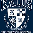 Sticker! Kalos University by merimeaux