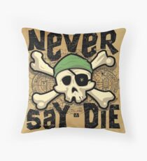 Sag niemals sterben Dekokissen