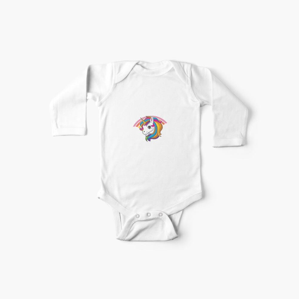 Unicorns Are Born In May Shirt Birthday Month Gift Tee Baby Bodys