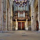 Church of St. Ouen - The Aristide Cavaillé Coll Organ by paolo1955