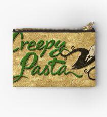 Creepy Pasta Zipper Pouch