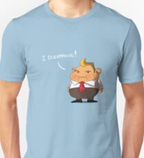 I disapprove Slim Fit T-Shirt