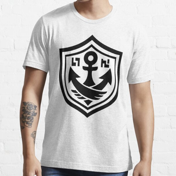SquidForce White Anchor Tee Essential T-Shirt