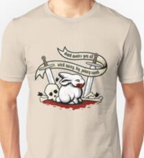 The Rabbit of Caerbannog Unisex T-Shirt