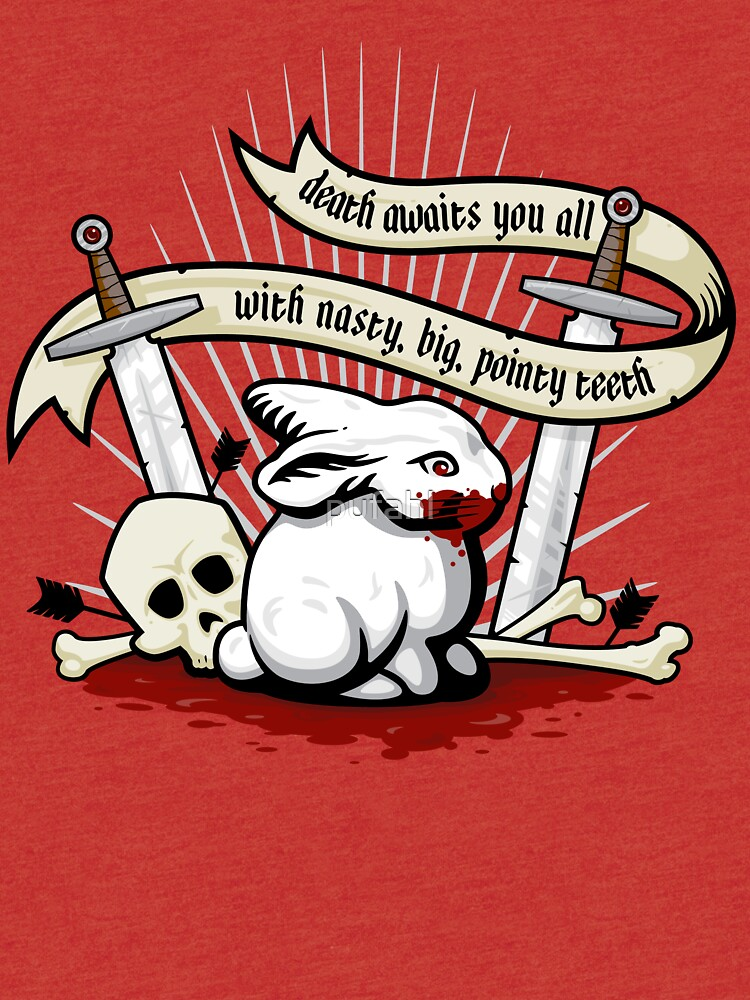 The Rabbit of Caerbannog by pufahl