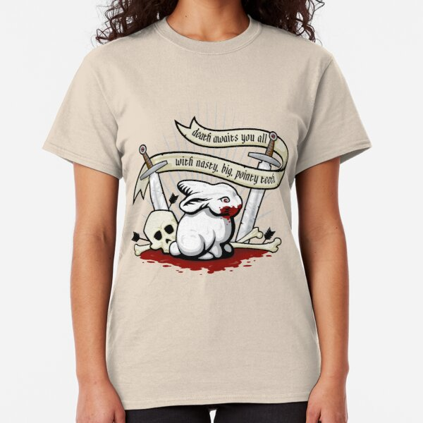The Rabbit of Caerbannog Classic T-Shirt
