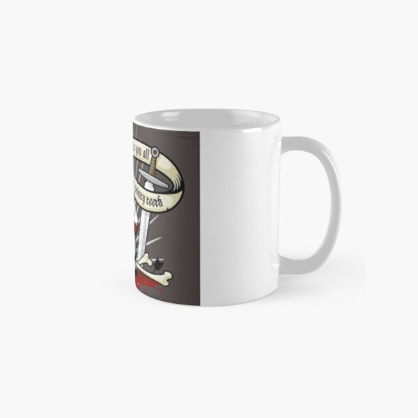 The Rabbit of Caerbannog Classic Mug