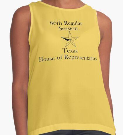 Texas House of Representatives - 86th Regular Session - Texas Legislature Sleeveless Top