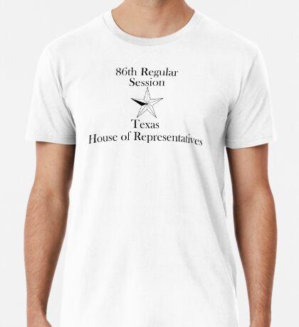 Texas House of Representatives - 86th Regular Session - Texas Legislature Premium T-Shirt