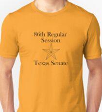 Texas Senate - 86th Regular Session - Texas Legislature Slim Fit T-Shirt